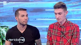 Marco Carta: l'amore e il coming out - Vieni da me 22/11/2018