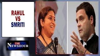 Smriti Irani in an exclusive conversation | The Newshour Debate (3rd Jan)