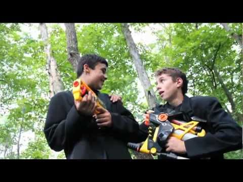 Nerf Gun Battle: The Mask of Sorrows