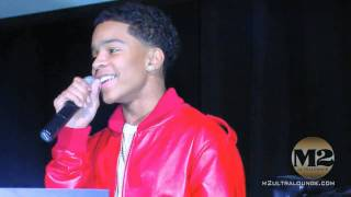 Justin Combs SUPER SWEET 16 At M2, 01/23/10-Part 1 of 4-HD