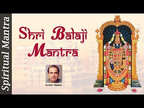 Om Namo Tirupati Balaji Namah - Lord Balaji Songs By Suresh Wadkar ( Full Song ) video