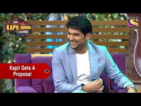 Kapil Gets Biggest Proposal - The Kapil Sharma Show thumbnail
