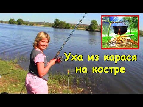 уха из карасей рецепт с видео