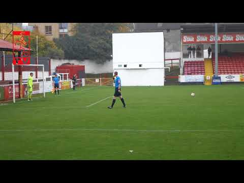 Penalty Shootout (Under 17s vs Galway United 15/10/2017)