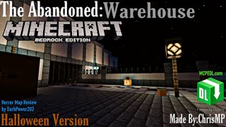 The Abandoned: Warehouse - Minecraft: Bedrock Edition [Horror Map] (Livestream)