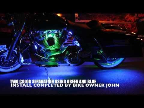 06 Road King owner John