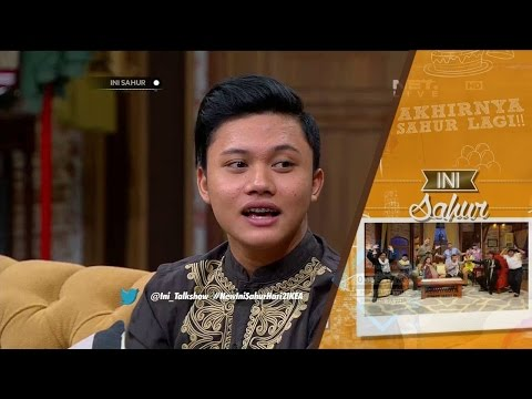 download lagu Ini Sahur 07 Juni 2016 Part 5/9 - Rizky gratis