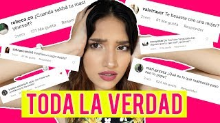 PREGUNTAS QUE HE EVADIDO | Mariam Obregón