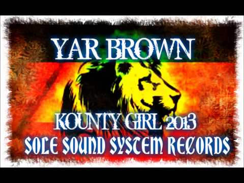 Samoan Music 2013 Island Reggae 2013 Kounty Girl Original, Yar Brown From Sole Sound System Records video