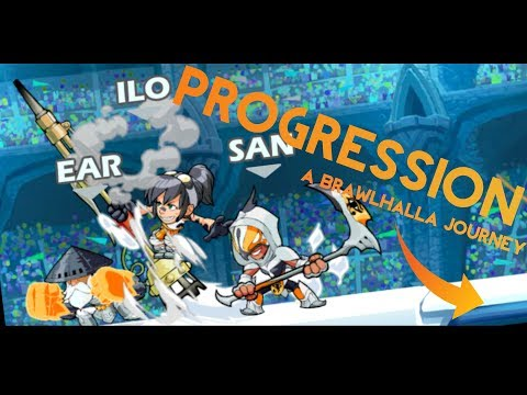 Progression - A Brawlhalla Journey