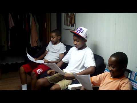 Gsn Singing My Girl By Mindless Behavior video