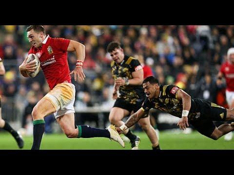 Match Highlights Hurricanes V British Irish Lions