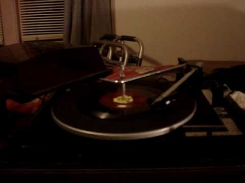 Garrard Turntable Repair, And Demo