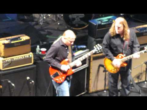 The Allman Brothers Band ~ Who's Been Talkin'