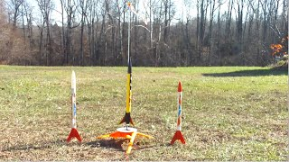 Estes Rocket Kit Complete Set Up Instructions
