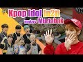 Blimey introduced Murtabak to Kpop Idol IN2IT |Blimey