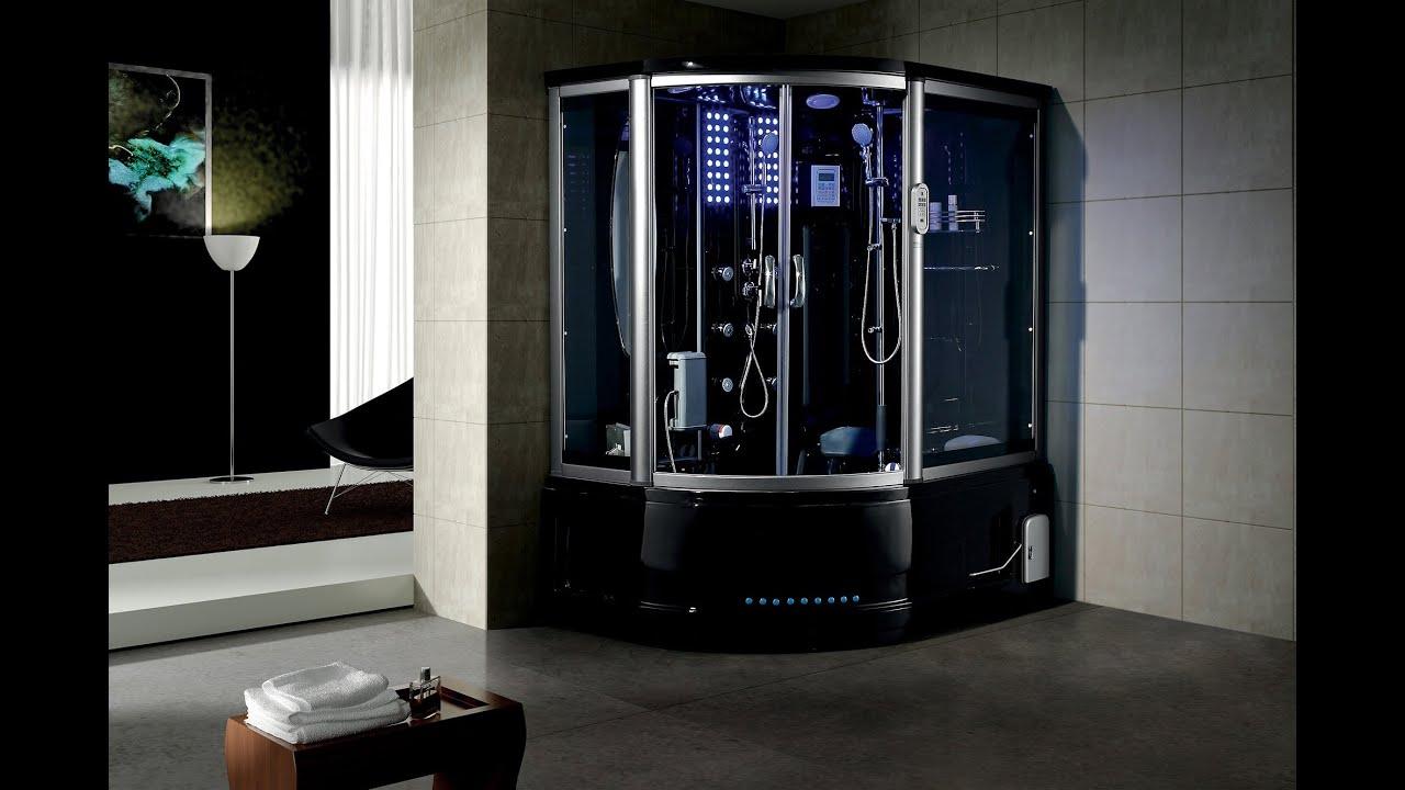Luxury siena steam shower by mayabath com youtube