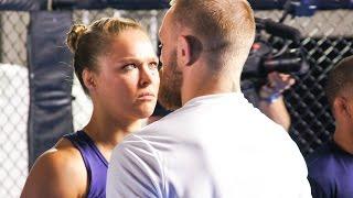 Conor McGregor Vs Ronda Rousey