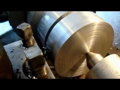 Изготовление косозубой шестерни 1 серия