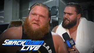 Heavy Machinery ready for celebration feast: SmackDown Exclusive, Sept. 17, 2019