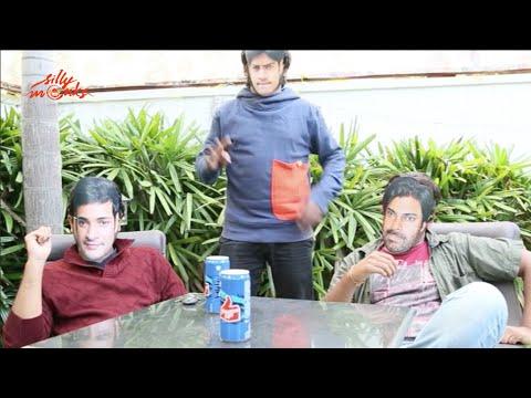 Spoof On Pawan Kalyan & Mahesh Babu - Kirrak Release Trailer