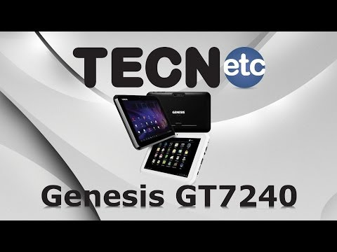 Genesis GT-7240: Unboxing e Review [+ Funcionalidades extras]