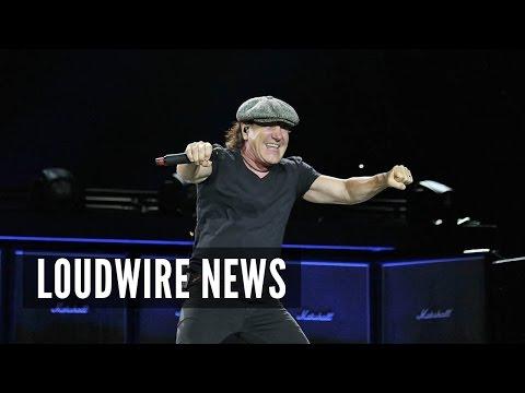 AC/DC Legend Brian Johnson Returns to Music Scene