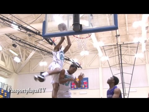 Kentucky's Marcus Lee DESTROY'S THE RIM all Season Long!!!.