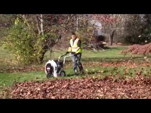 Little Wonder Optimax Leaf Blower Overview