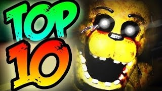 Top 10 Facts About Golden Freddy – Five Nights at Freddy's