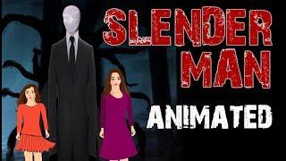Slender Man Real Story Animated