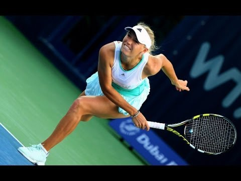 2014 Dubai Duty Free Tennis Championships Quarterfinal WTA Highlights