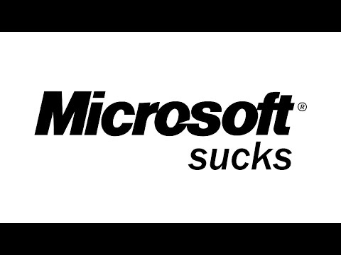 Microsoft Sucks