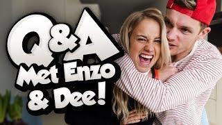 Q&A met Enzo & Dee!