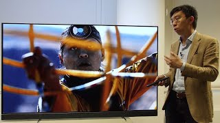 Philips 903 OLED TV Hands-On First Look [PROMOTED]