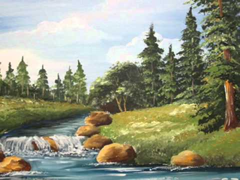 Introduction To Oil Painting Youtube