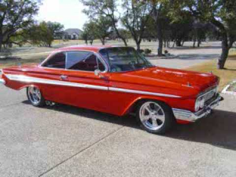 1961 Chevrolet Impala Ss Youtube