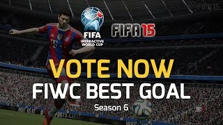 Goal of the Season - FIWC Nominees Season 6