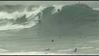 Big day at The Wedge -- July 24, 2009