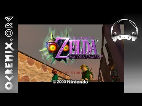 OC ReMix #2496: Legend of Zelda: Majora's Mask 'Memories of an Ocarina' [Healing] by Daybreaker