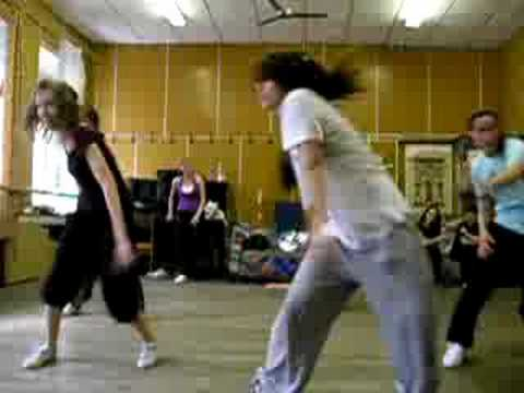 Hip-hop. Обучение уличным танцам