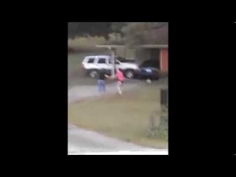 Husband Catches Wife Cheating On Him Tries To Kill Her With His Suv video