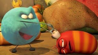 LARVA - ALIEN | Videos For Kids | HALLOWEEN | Larva Cartoon | LARVA Official