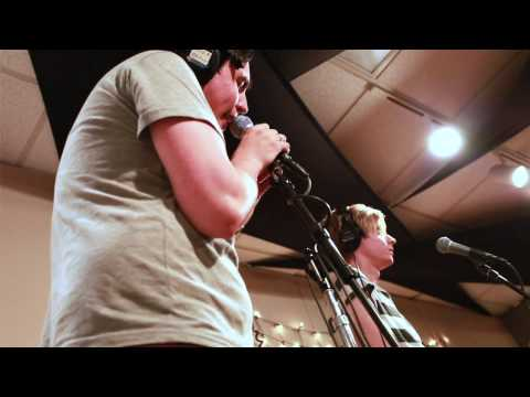 Art Brut - DC Comics &amp; Chocolate Milkshake (Live on KEXP)