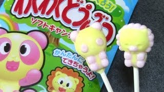 DIY CANDY WAKUWAKU ANIMALS