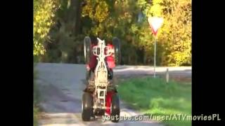 #12  ATV Epic Crash Compilation Fail crashes Quad Accidents Cross