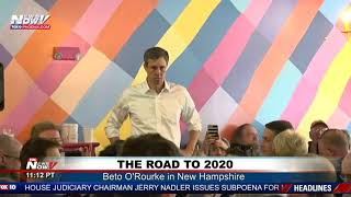 BETO BUSTED: Beto O' Rourke Admits Taking Lobbyist Donations After Called Out On It