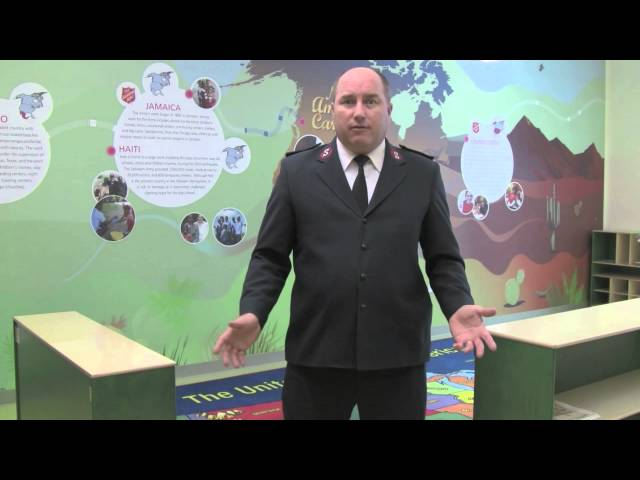 The Salvation Army Kroc Center and Chicago - Part 1