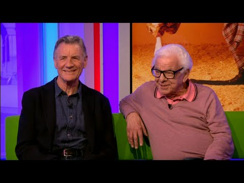 Ronnie Corbett tribute  by Michael Palin , Barry Cryer & Bruce Forsyth