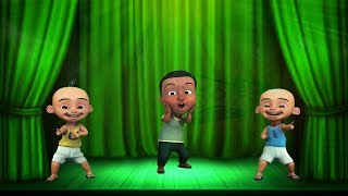 download lagu Upin Ipin Parody Baby Shark Chalange Dance Remix Lucu gratis